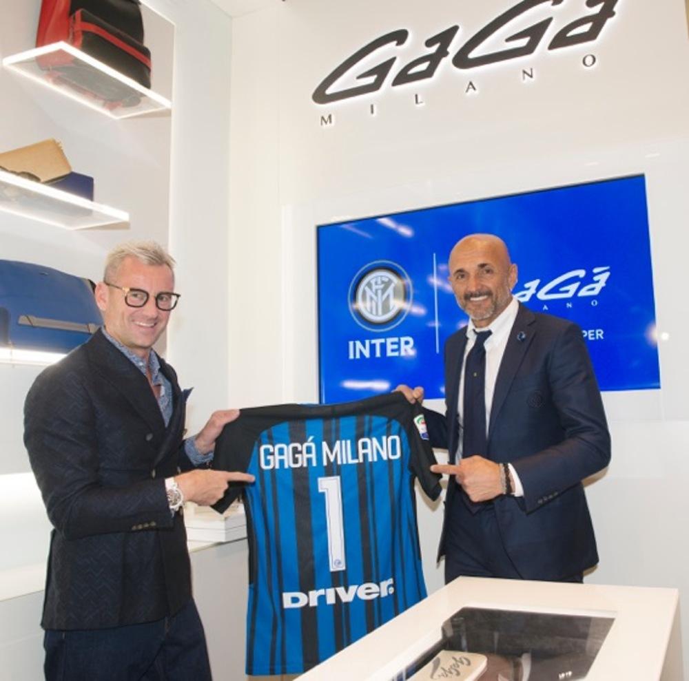 Immagine GaGà Milano Официальный Хронометрист Международного Футбольного Клуба  Милана