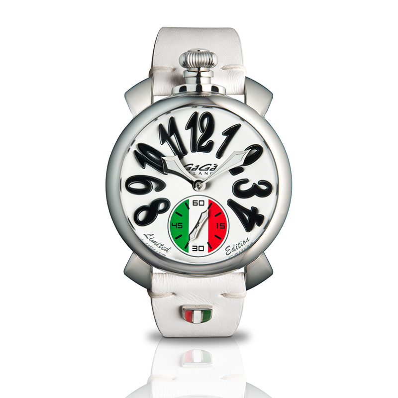 Manuale 48mm - Special Edition Italia
