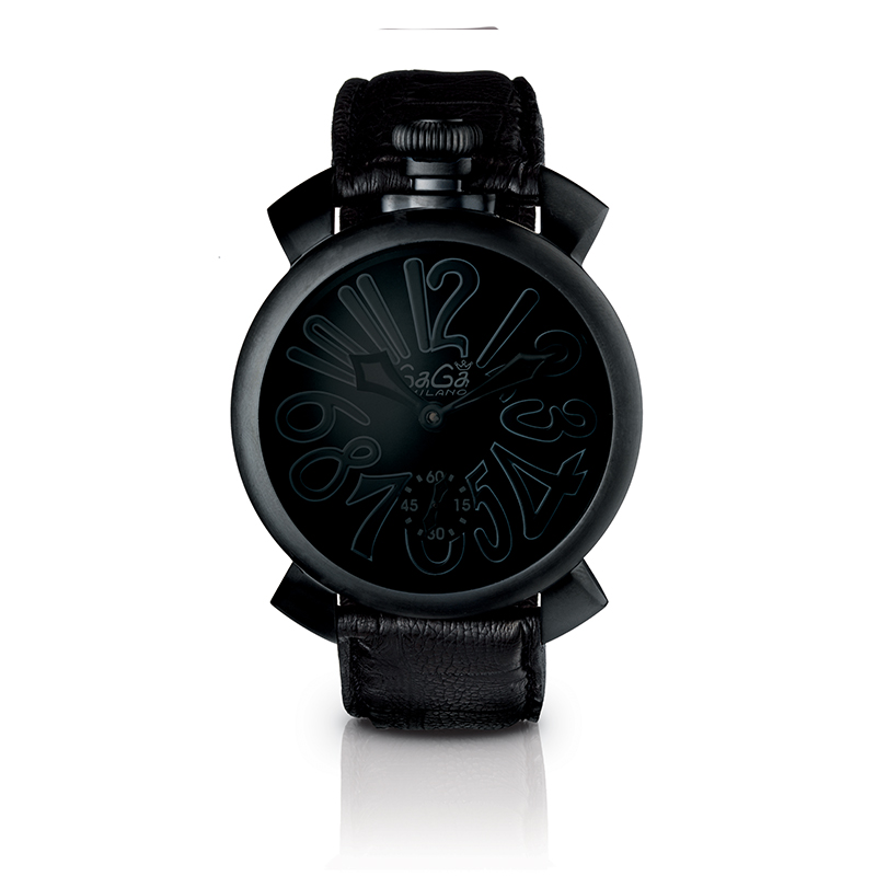 Manuale 48mm - Black PVD