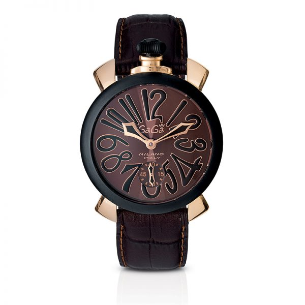 Manuale 48mm - Rose gold plated