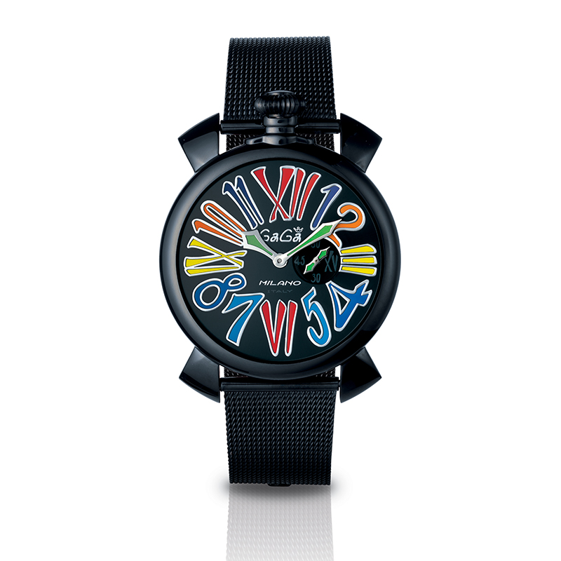 Slim 46mm - Black PVD