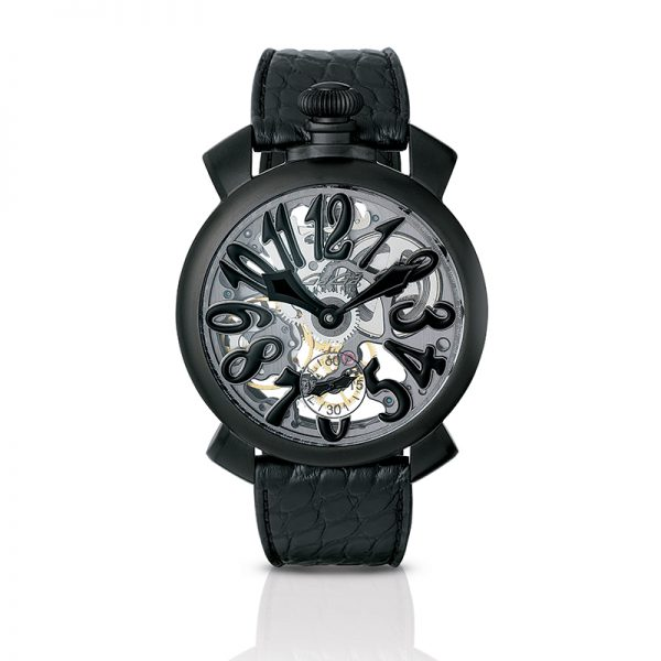 Skeleton 48mm - Black PVD
