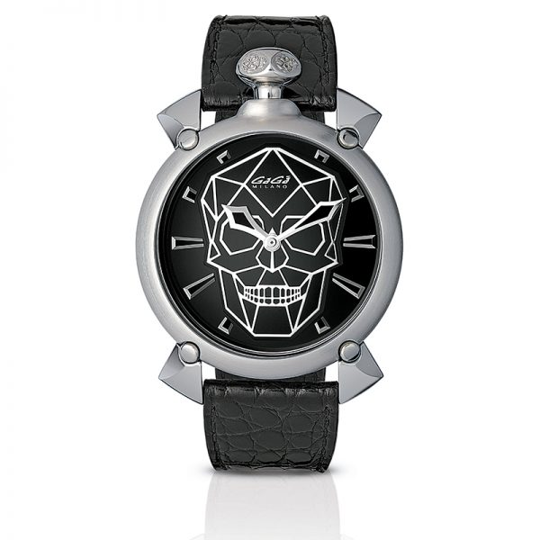Bionic Skull Automatic 45mm - Steel