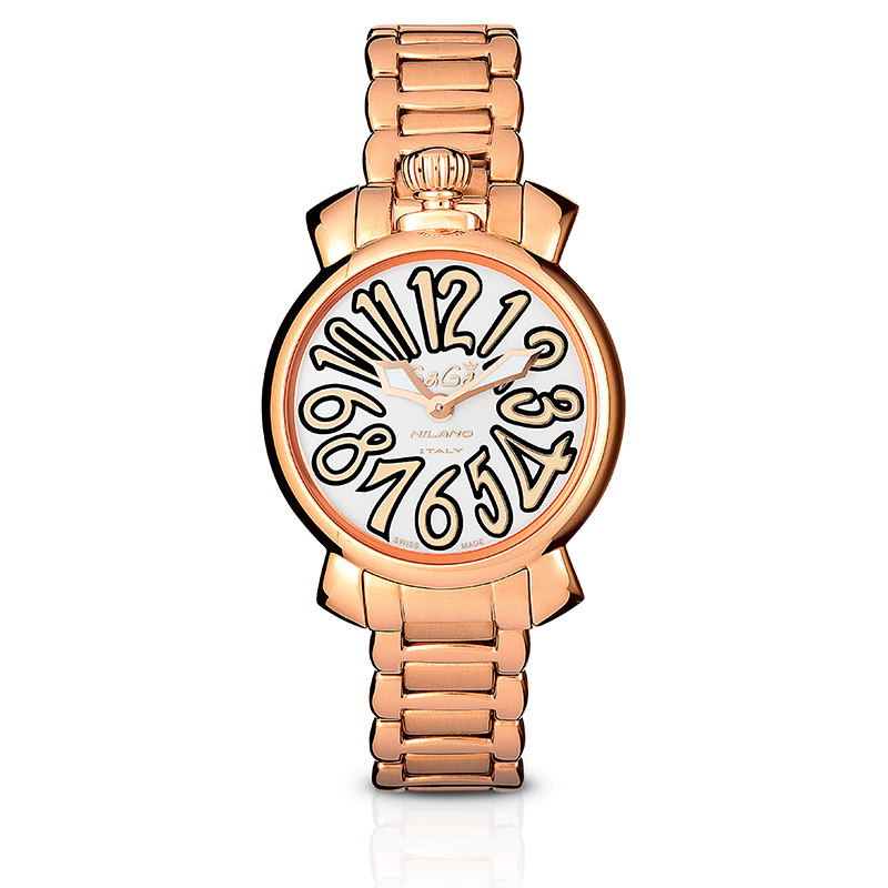 Manuale 35mm - Rose gold plated