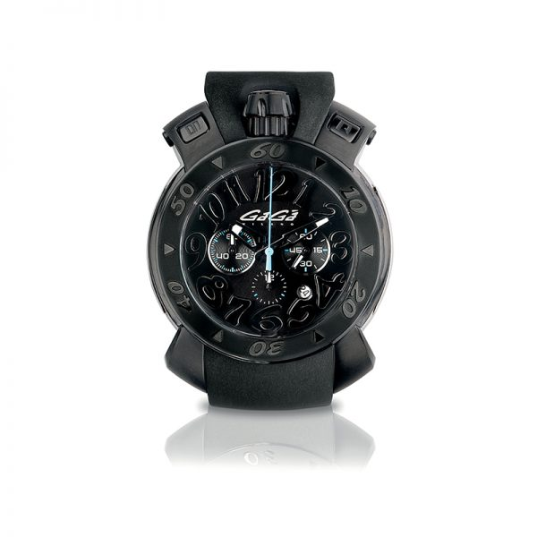Chrono 48mm - Black PVD