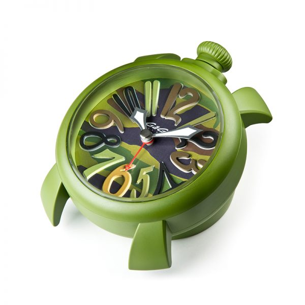 Table clock - Camouflage