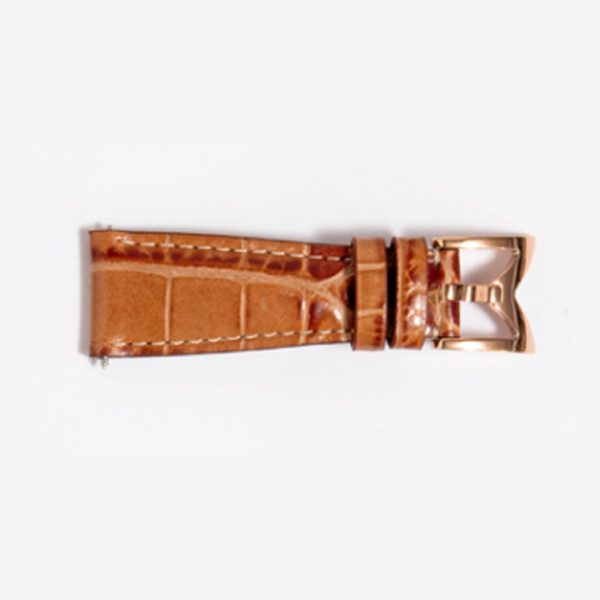 Strap 40 mm - Rose gold plated