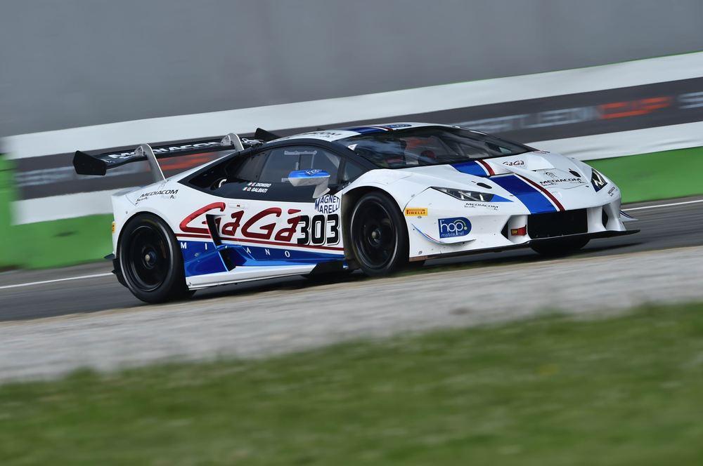Immagine GaGà Milano main sponsor of the Team Antonelli Motorsport