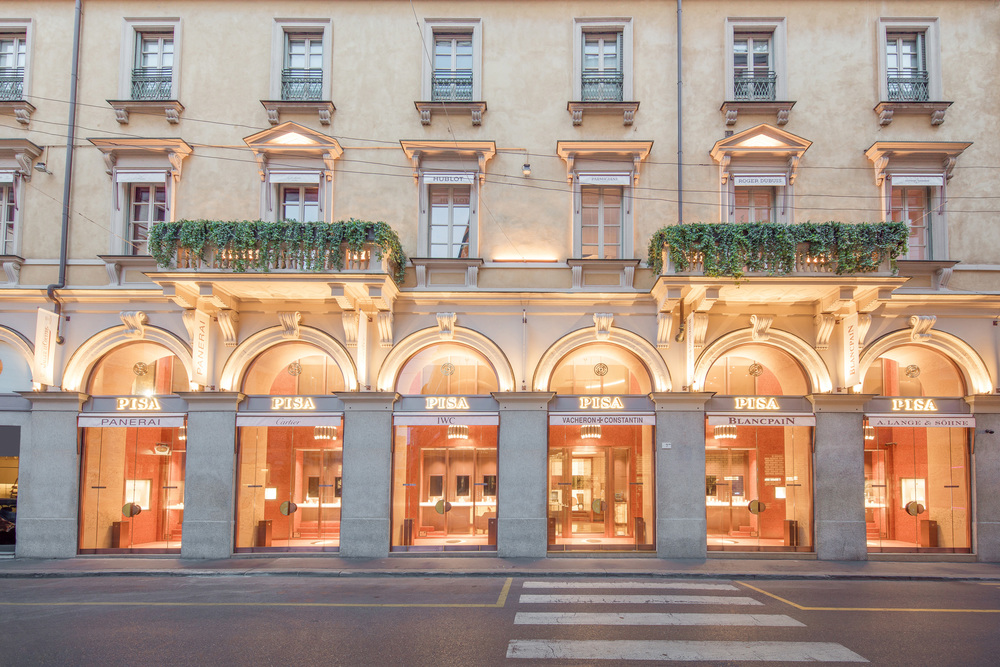 Immagine GaGà Milano has joined the temple of milanese horology