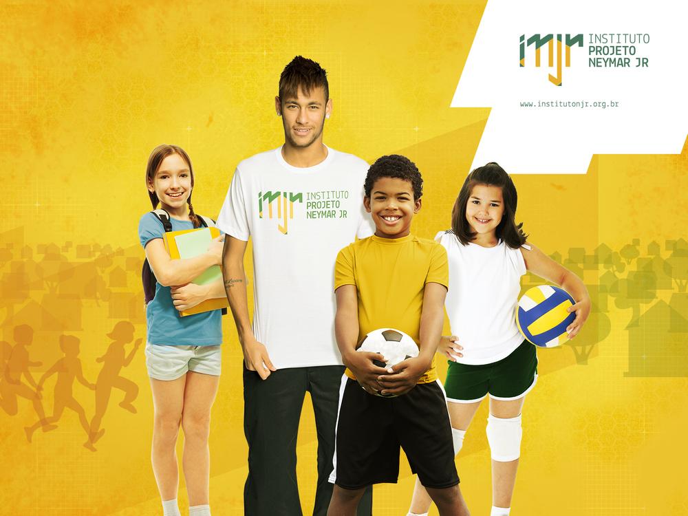 Immagine GaGà Milano supports Neymar Jr's institute