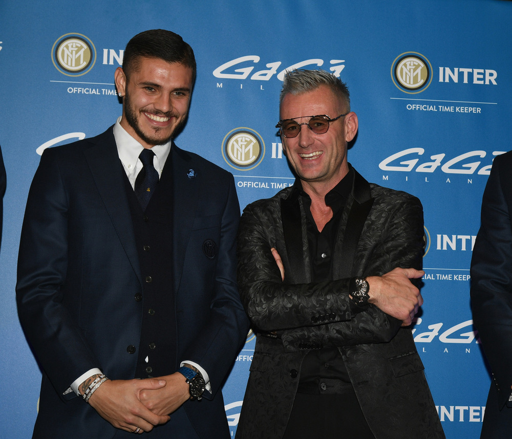 Immagine Inter and GaGà Milano partnership presented