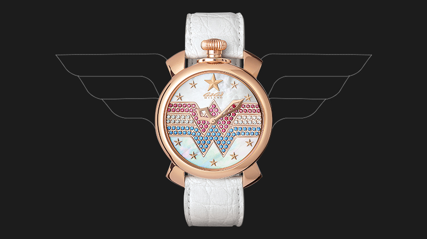 Wonder Woman Manuale 40mm