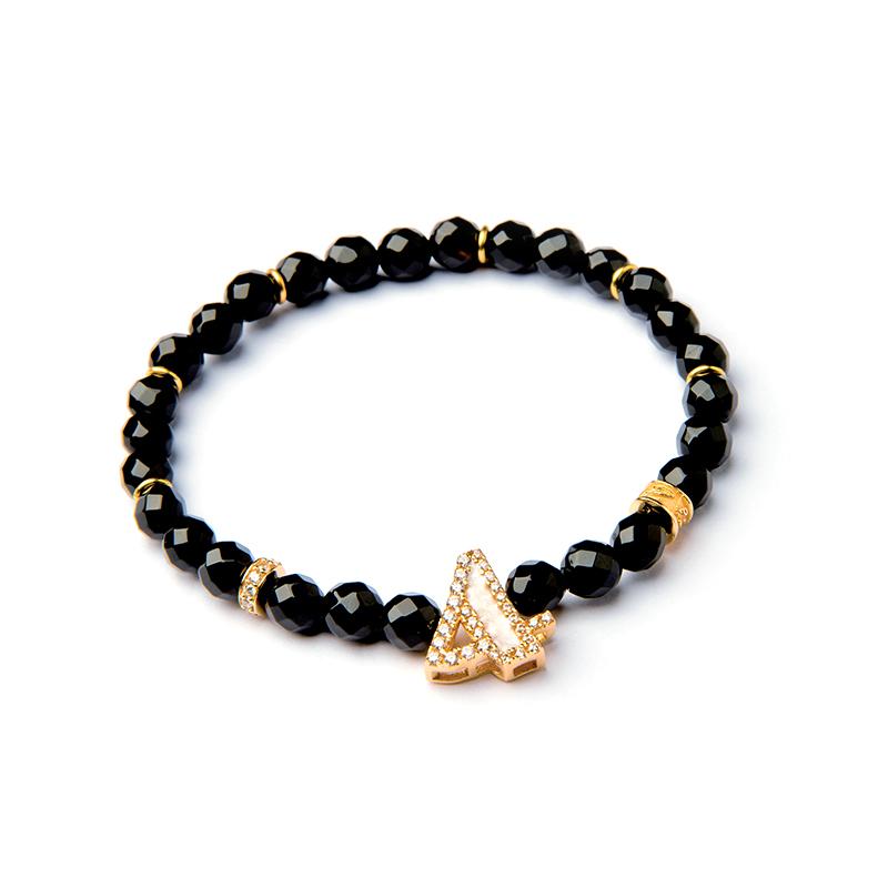 Beads Bracelet - 4 - Man