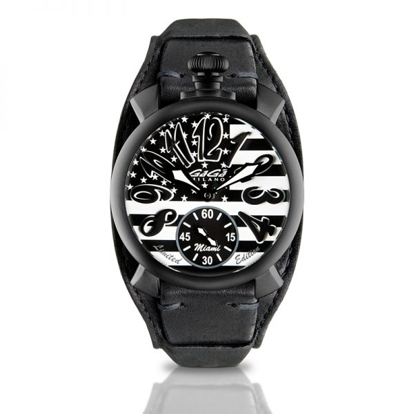 Manuale 48mm - Special Edition Miami