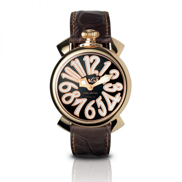 Manuale 40mm - Rose gold plated