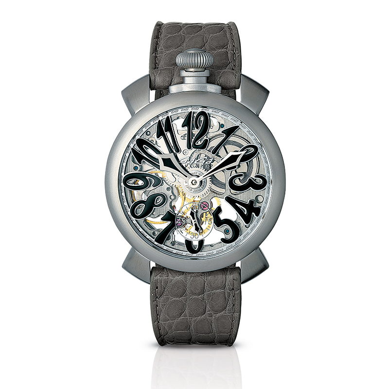 Skeleton 48mm - Steel