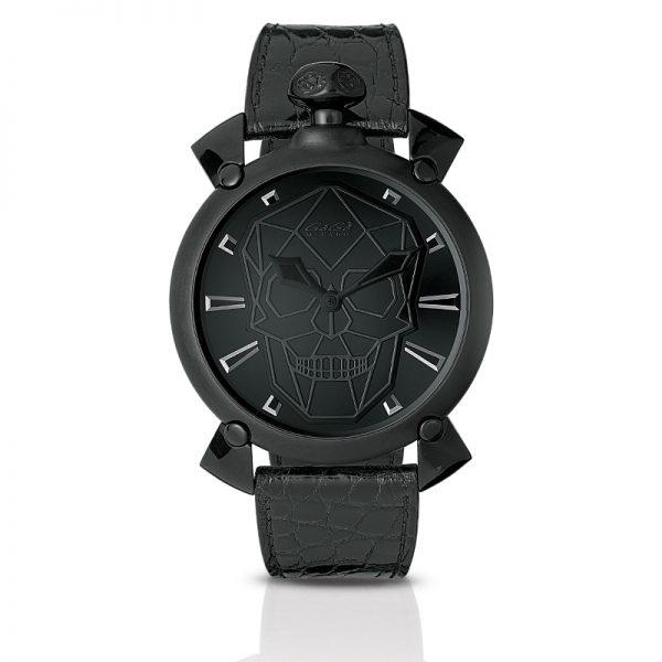 Bionic Skull Automatic 45mm - Black PVD