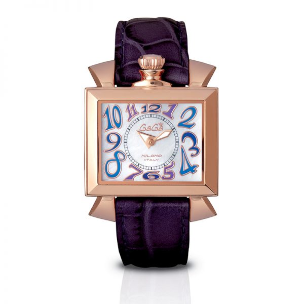 Napoleone Lady - Rose gold plated