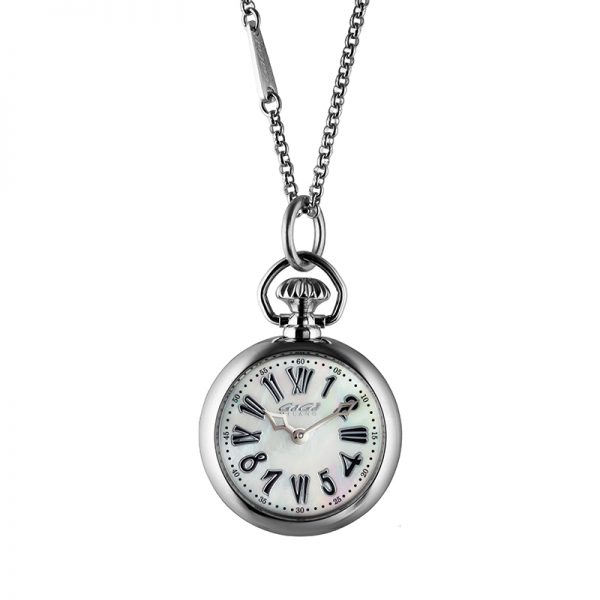 Necklace Watch - Steel