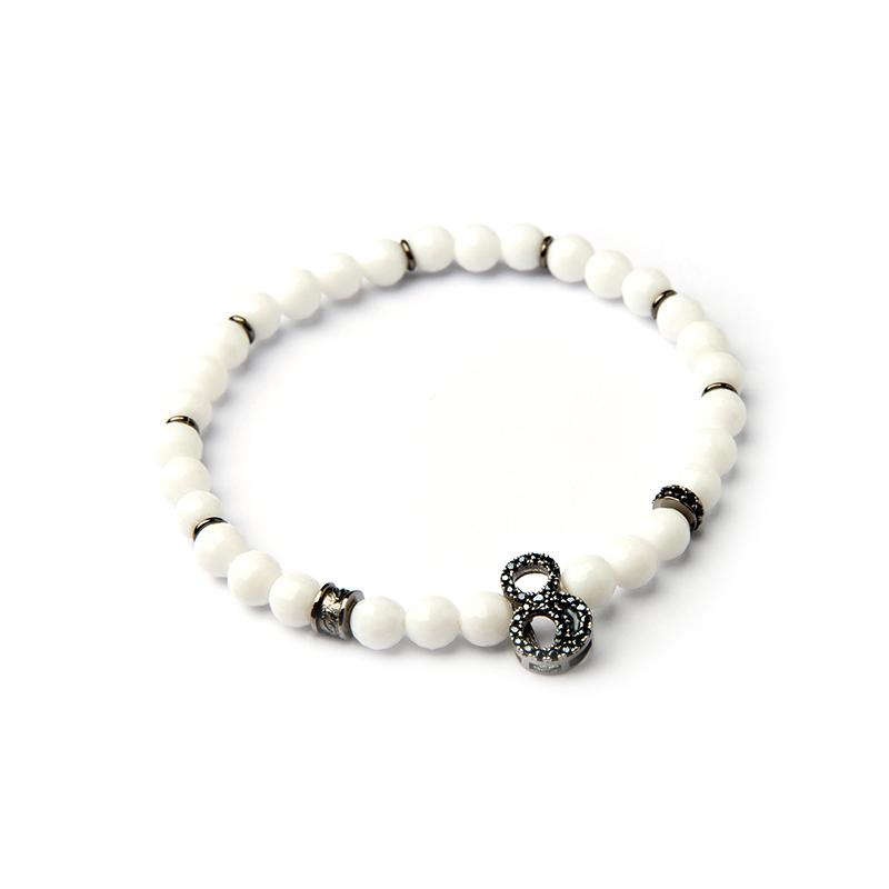 Beads Bracelet - 8 - Man