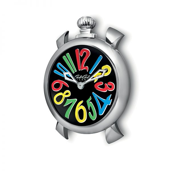 Wall Clock - Steel