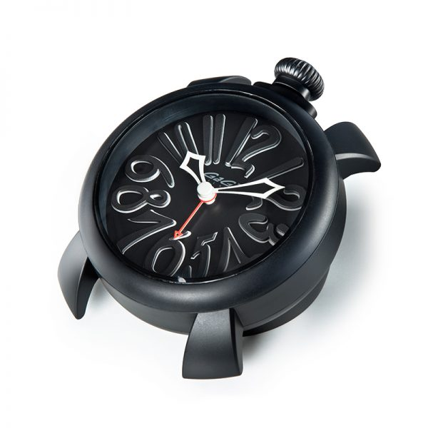 Table clock - Black