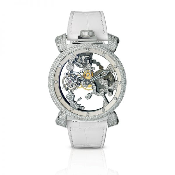 Quirky Tourbillon - Diamonds