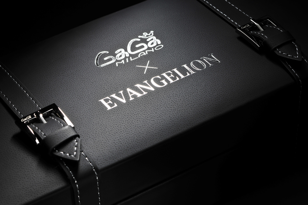 Immagine Watchmaking brand GaGà Milano decided to surprise the Evangelion fans, designing a watch inspired to Eva-01