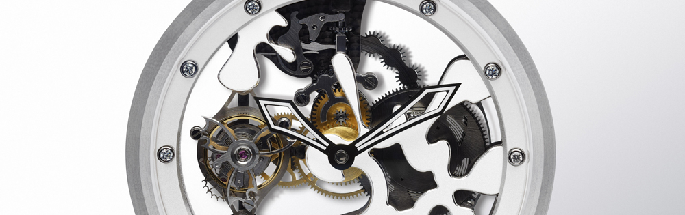 "Immagine Quirky ""the eccentric"" tourbillon GaGà Milano"