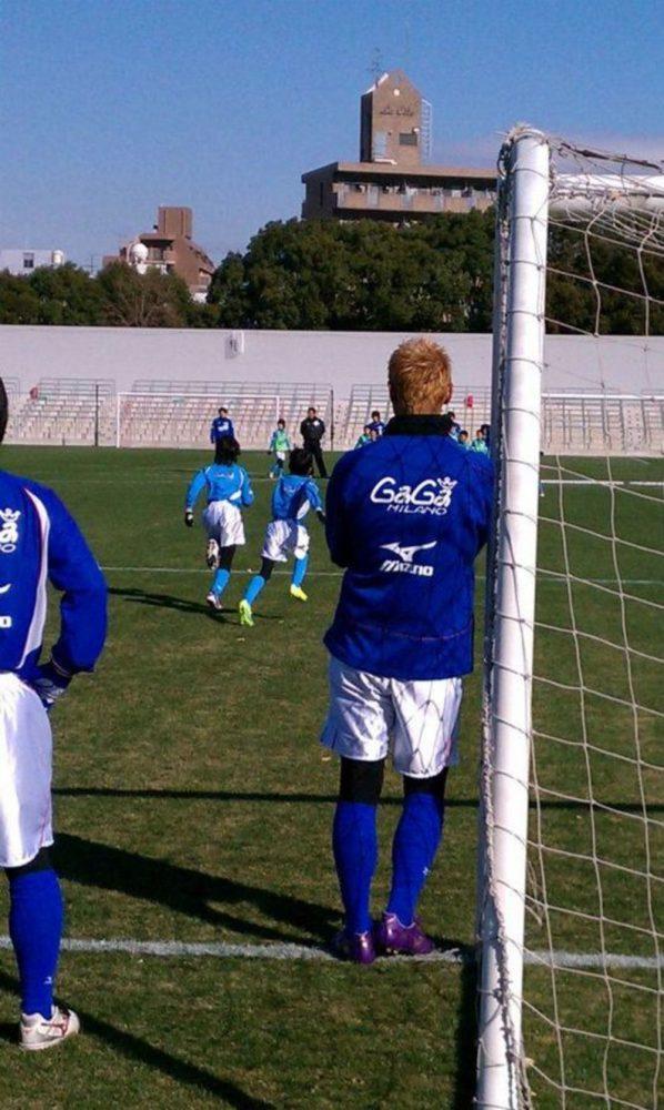 Immagine Keisuke Honda Children Soccer School sponsored by Gagà Milano