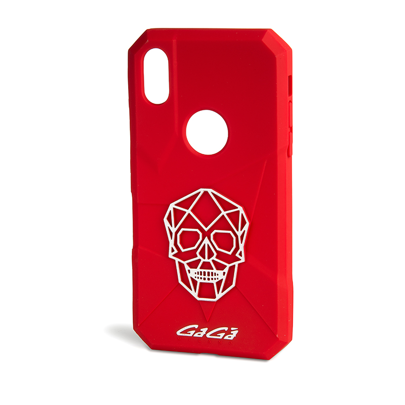 iPhone X Cover - Red