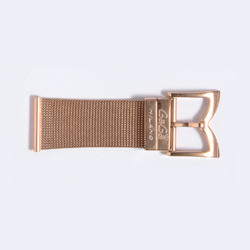 Strap 46mm - Rose gold plated