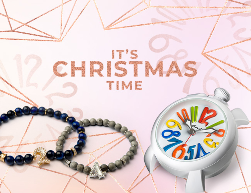 Immagine Find the perfect Christmas Gift and get one free for you!