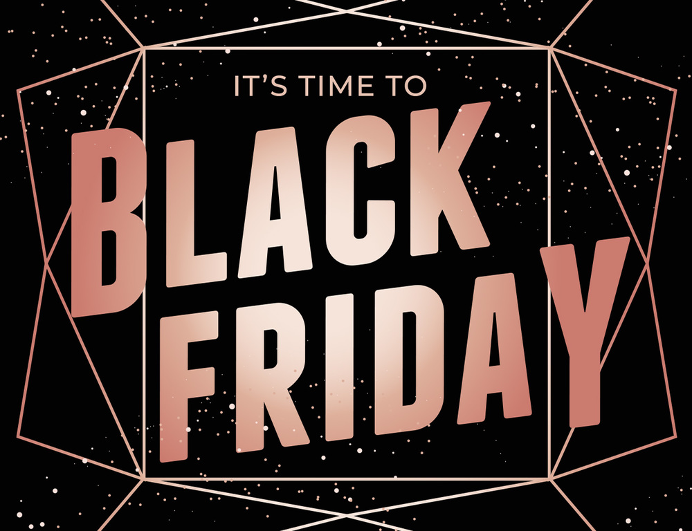 Immagine It's time to Black Friday!