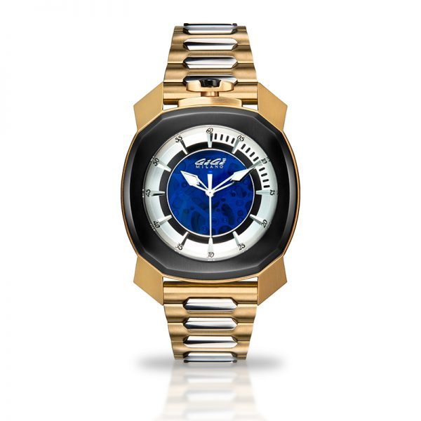 Frame_One - Yellow gold plated