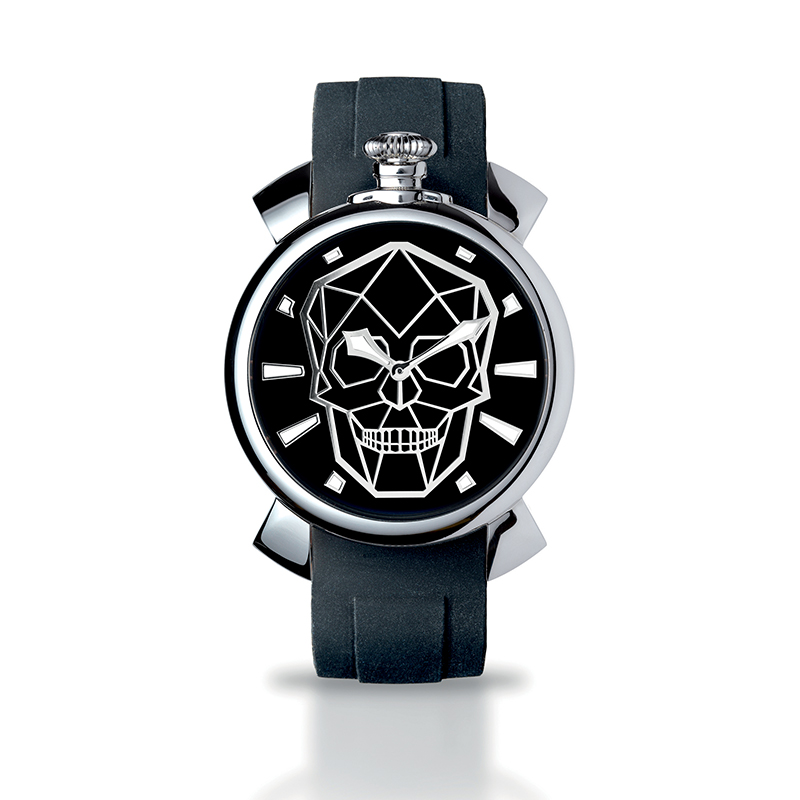 Slim 46mm – Bionic Skull